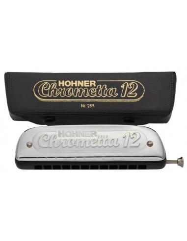 HOHNER CHROMETTA 12 EN SOL